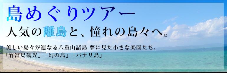 島巡りツアー