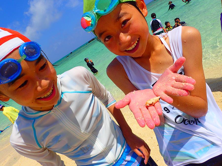 幻の島上陸半日コース3